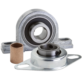 Clesco Mounted Bearings